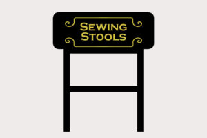Sewing Stools