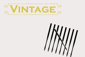 Vintage Needles