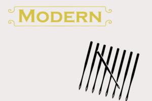 Modern Needles