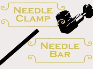 Needle Bars & Needle Clamps