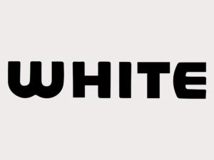 White Bobbins