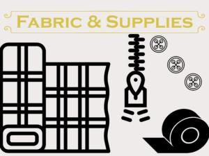 Fabric & Supplies
