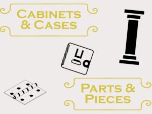 Cabinet & Cases Parts