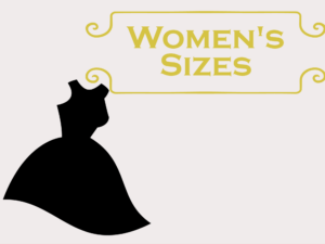 Patterns Sized For Women
